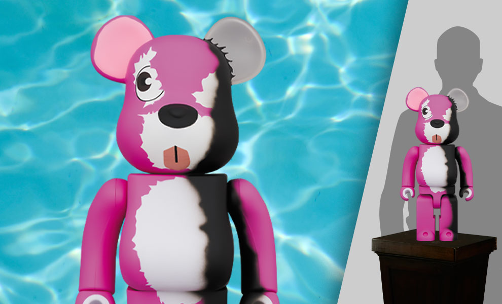 Gallery Feature Image of Be@rbrick Breaking Bad Pink Bear 1000% Bearbrick - Click to open image gallery