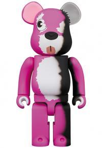 Gallery Image of Be@rbrick Breaking Bad Pink Bear 1000% Bearbrick