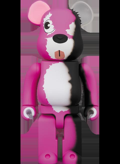 Medicom Toy Be@rbrick Breaking Bad Pink Bear 1000% Bearbrick