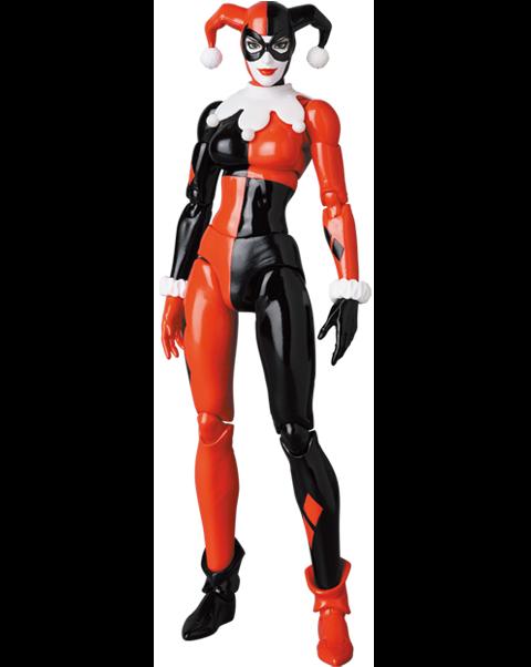 Medicom Toy Harley Quinn (Batman: Hush Version) Collectible Figure