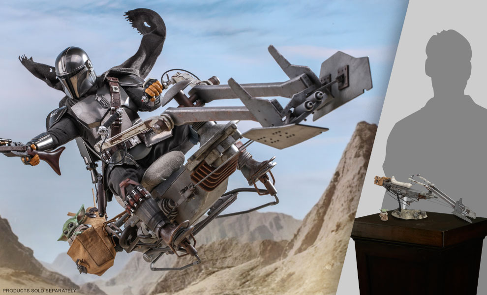 Gallery Feature Image of Swoop Bike™ Sixth Scale Figure - Click to open image gallery