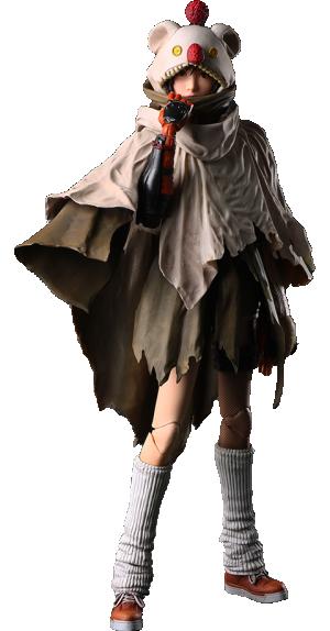 Yuffie Kisaragi Action Figure