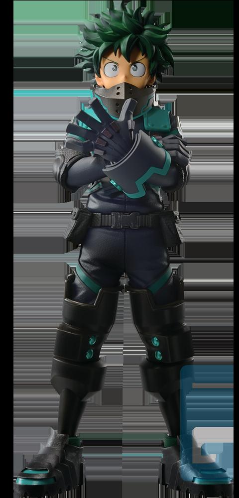 Bandai Izuku Midoriya (World Heroes' Mission) Collectible Figure