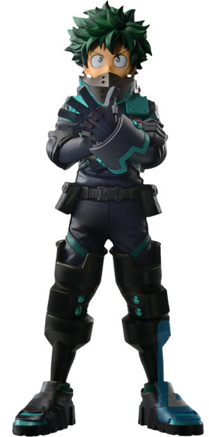 Izuku Midoriya (World Heroes' Mission) Collectible Figure