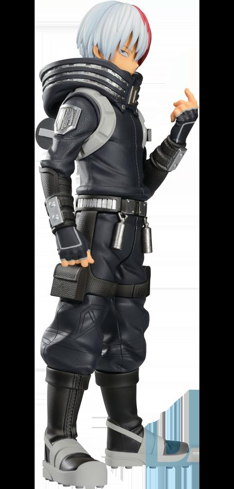 Bandai Shoto Todoroki (World Heroes' Mission) Collectible Figure