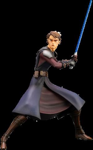 Anakin Skywalker Statue
