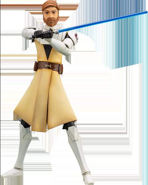 Kotobukiya Obi-Wan Kenobi Statue
