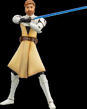Obi-Wan Kenobi Statue