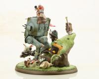 Gallery Image of Battle of Endor The Little Rebels Statue