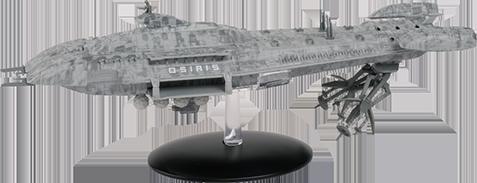 Eaglemoss Osiris Ship Model