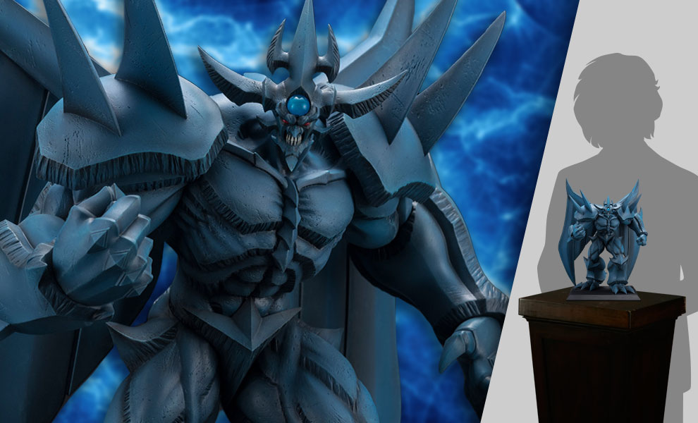 Gallery Feature Image of Obelisk the Tormentor Egyptian God Statue - Click to open image gallery