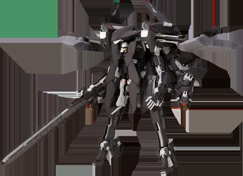 Square Enix Flight Unit Ho229 Type-S and 9S (YoRHa No.9 Type S) Model Kit