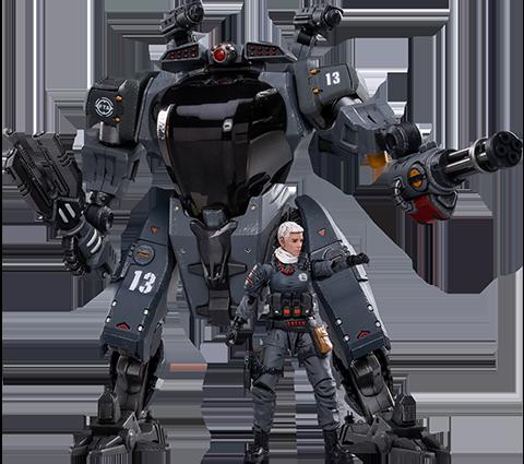 Joytoy North Snark Commando Mech Collectible Figure