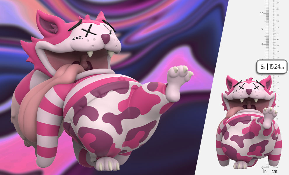 Gallery Feature Image of Droopy Cat Vinyl Collectible - Click to open image gallery