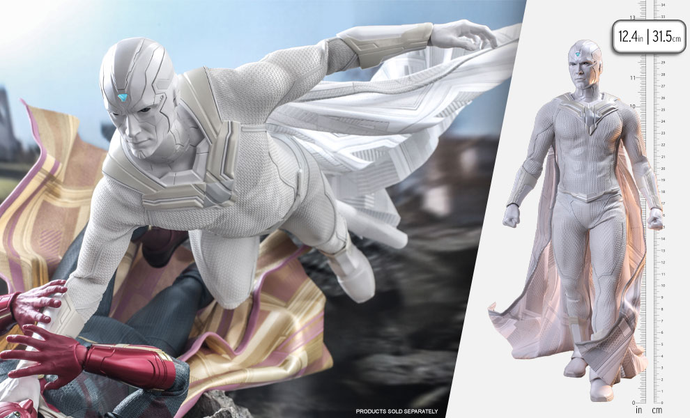 Gallery Feature Image of The Vision Sixth Scale Figure - Click to open image gallery