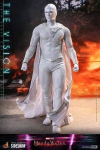 Gallery Image of The Vision Sixth Scale Figure