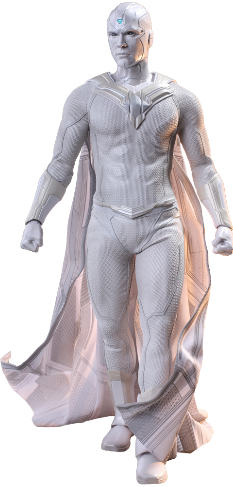 Hot Toys The Vision Sixth Scale Figure