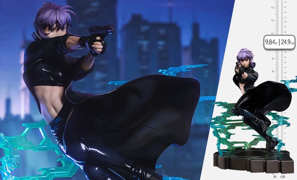 Gallery Feature Image of Kusanagi Motoko Collectible Figure - Click to open image gallery