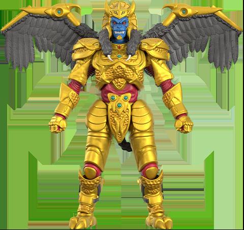 Super 7 Goldar Action Figure