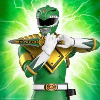 Gallery Image of Green Ranger Action Figure