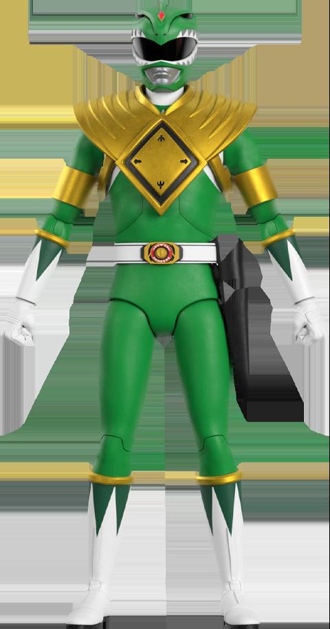 Super 7 Green Ranger Action Figure