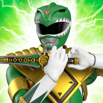 Green Ranger Action Figure