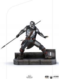 Gallery Image of The Mandalorian 1:10 Scale Statue