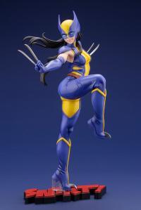 Gallery Image of Wolverine (Laura Kinney) Bishoujo Statue