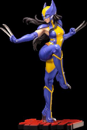 Wolverine (Laura Kinney) Bishoujo Statue