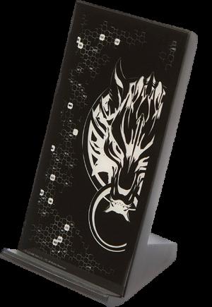 Final Fantasy VII Advent Children Wireless Charging Stand USB Power Hub