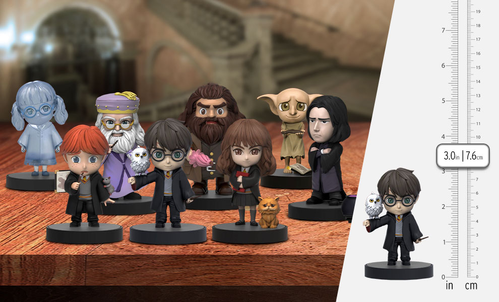 Gallery Feature Image of Harry Potter Series Collectible Set - Click to open image gallery