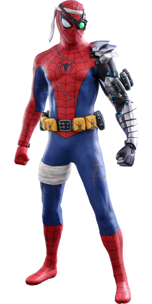 Spider-Man (Cyborg Spider-Man Suit) Sixth Scale Figure