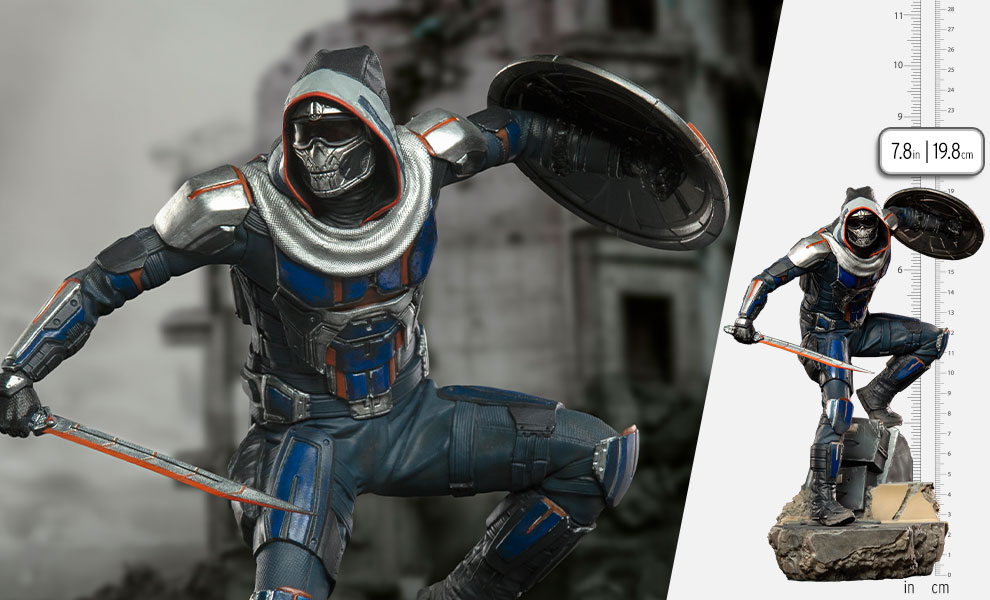 Gallery Feature Image of Taskmaster 1:10 Scale Statue - Click to open image gallery