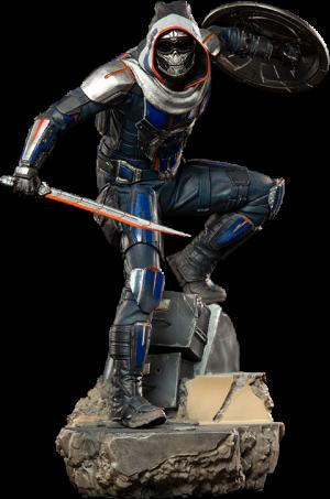 Taskmaster 1:10 Scale Statue