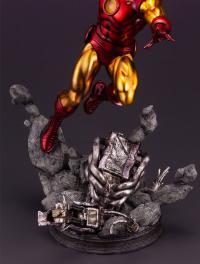 Gallery Image of Iron Man Statue