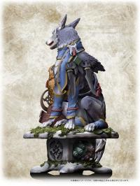 Gallery Image of Palamute Creator's Model Collectible Figure