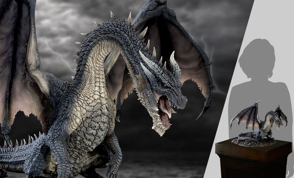 Gallery Feature Image of Fatalis Creator's Model Collectible Figure - Click to open image gallery