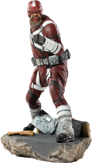 Red Guardian 1:10 Scale Statue