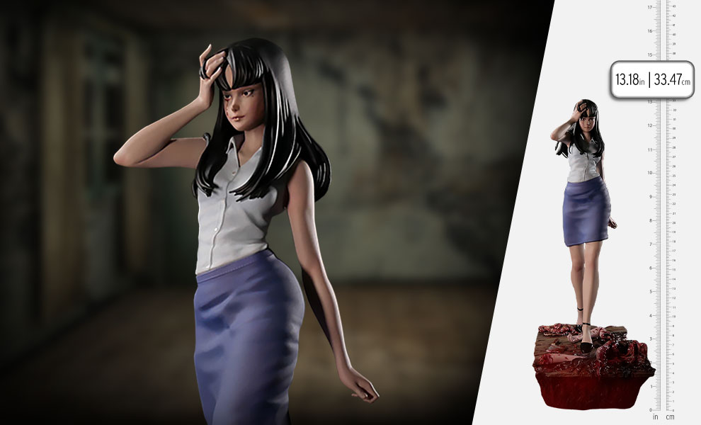 Gallery Feature Image of Tomie Statue - Click to open image gallery