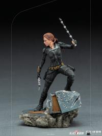 Gallery Image of Natasha Romanoff 1:10 Scale Statue