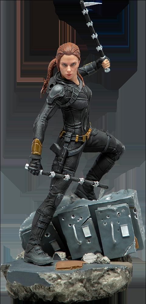 Iron Studios Natasha Romanoff 1:10 Scale Statue