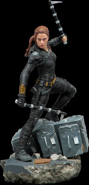 Natasha Romanoff 1:10 Scale Statue