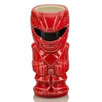 Gallery Image of Red Ranger Tiki Mug