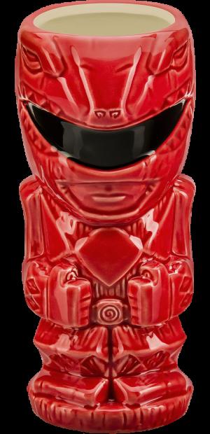 Red Ranger Tiki Mug