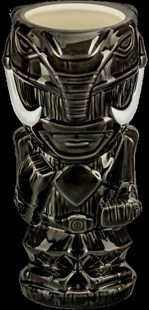 Black Ranger Tiki Mug