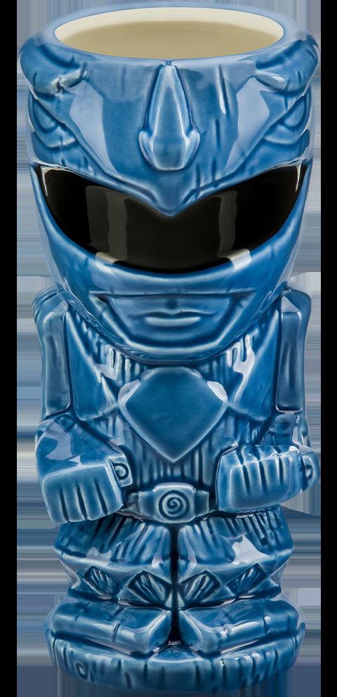Beeline Creative Blue Ranger Tiki Mug