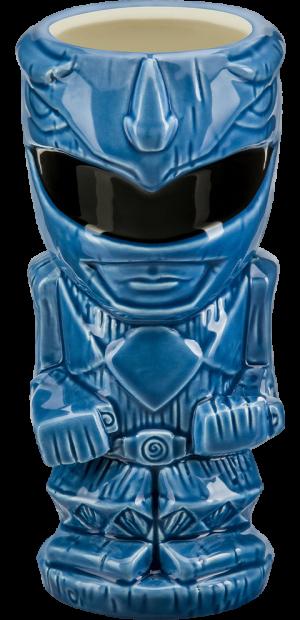 Blue Ranger Tiki Mug