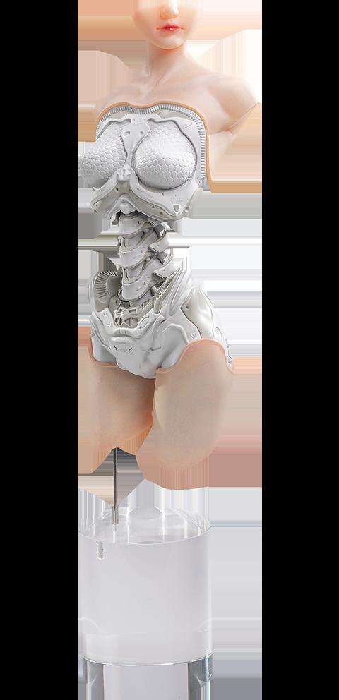 Manas SUM Android EL01 Torso ver.1 Figurine