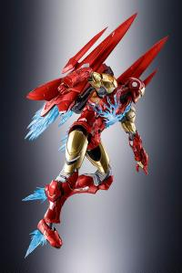 Gallery Image of Iron Man (Tech-On Avengers) Collectible Figure