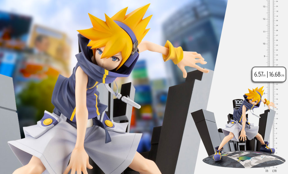 Gallery Feature Image of Neku Statue - Click to open image gallery